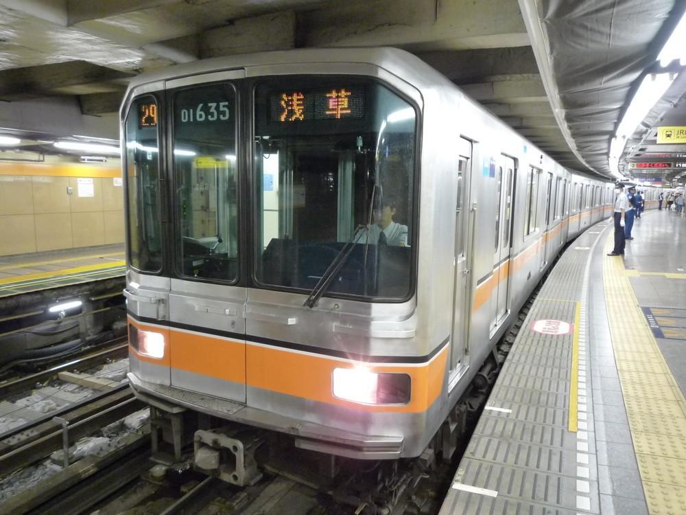 東京メトロの銀座線01系が3/10で引退 最終列車は「くまモンラッピング電車」