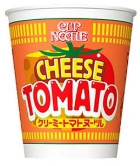 濃厚でクリーミーな味わい 「カップヌードル クリーミートマトヌードル」 日清食品から