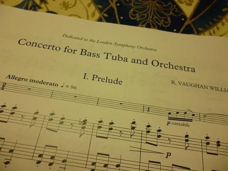 もっとも低音を出す金管、チューバをソロに迎えた「チューバ協奏曲」