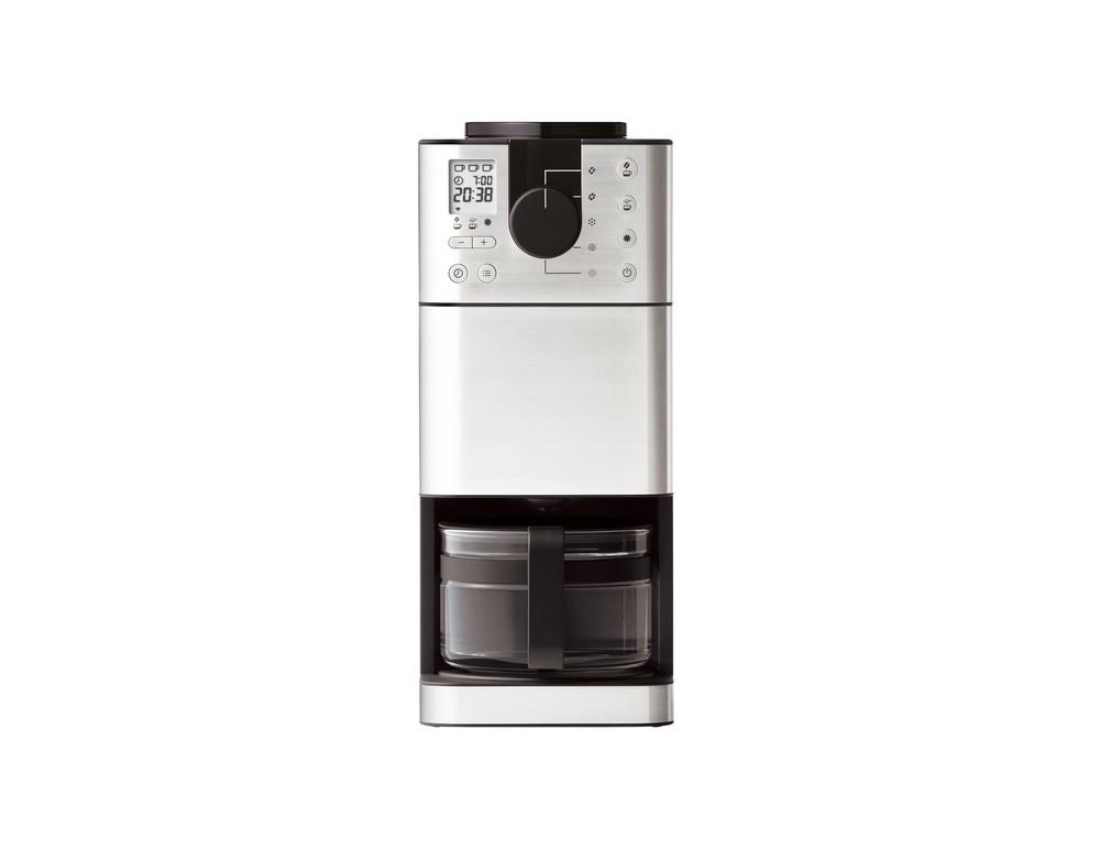 【予約殺到!】デザイン美と機能性を追求 無印良品の「豆から挽けるコーヒーメーカー」