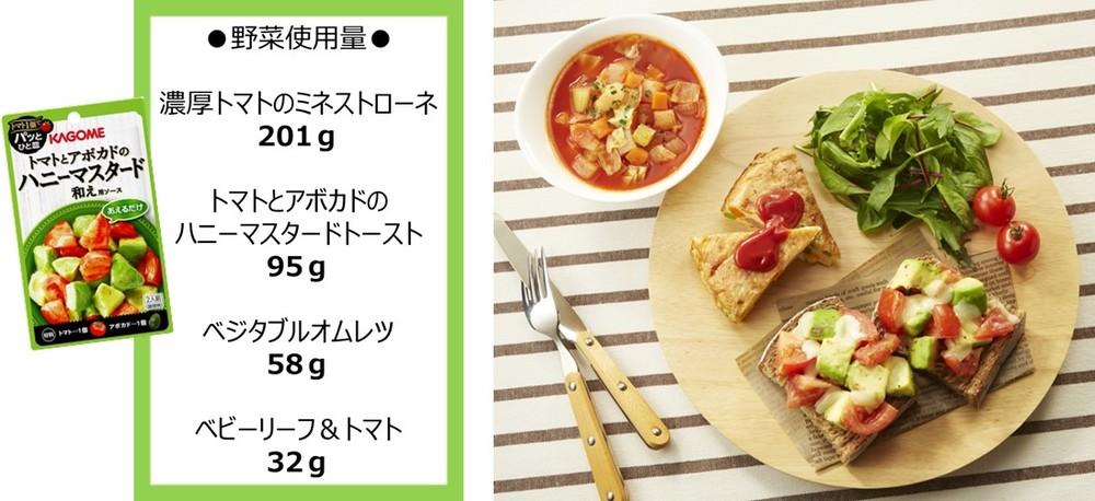トマトの会社から野菜の会社に...カゴメ仕掛ける