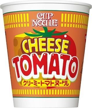 カップヌードル新作「クリーミートマトヌードル」 甘めトマト味が好き嫌い分ける【レビューウォッチ】
