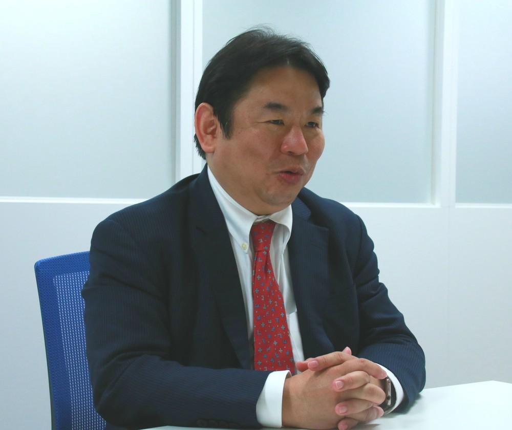 Tranzaxの小倉隆志代表取締役社長