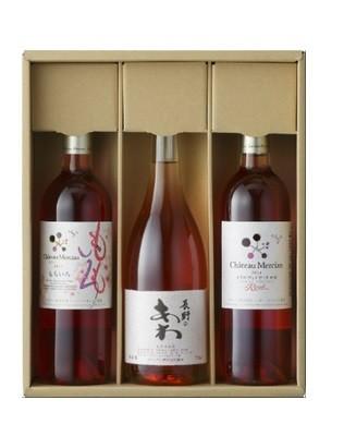 お花見にちなんだ「花を愛でる日本ワイン」、シャトー・メルシャン