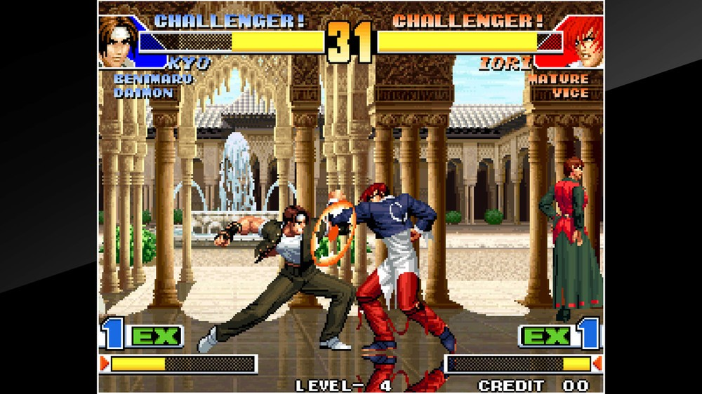 「KOF'98」「NEOGEO」...「Nintendo Switch」で甦る 「アケアカNEOGEO」第1弾