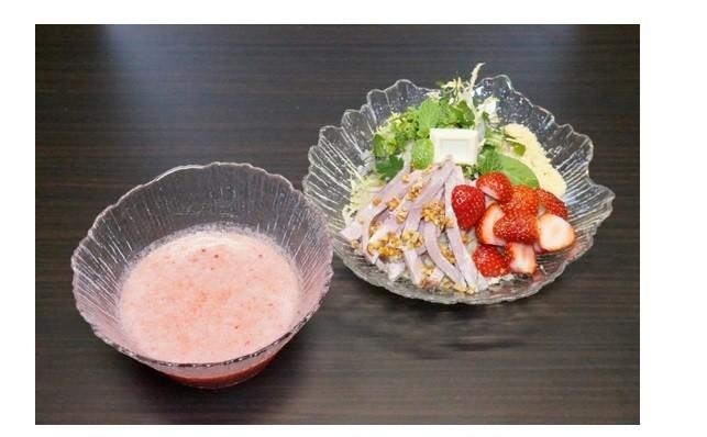 苺×チョコ×つけ麺 麺屋武蔵からホワイトデー期間限定メニュー