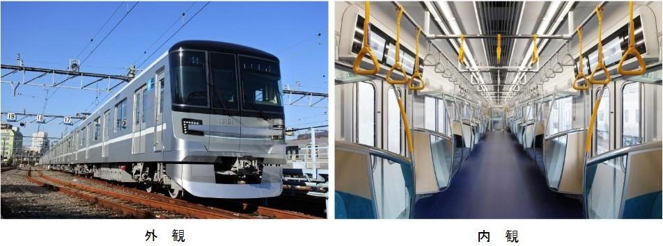 東京メトロ日比谷線&東武スカイツリーラインで新型13000系運行開始