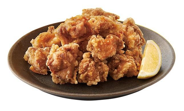 「ハイ&カラセット」の鶏の唐揚げ