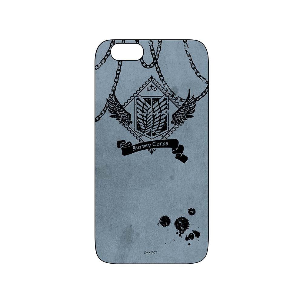 セブンネットショッピングで「進撃の巨人」兵団紋章モチーフのiPhoneケース発売