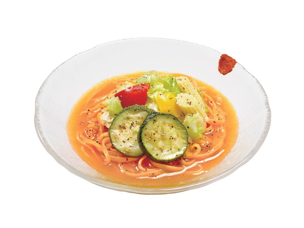 「ベジ涼風麺」