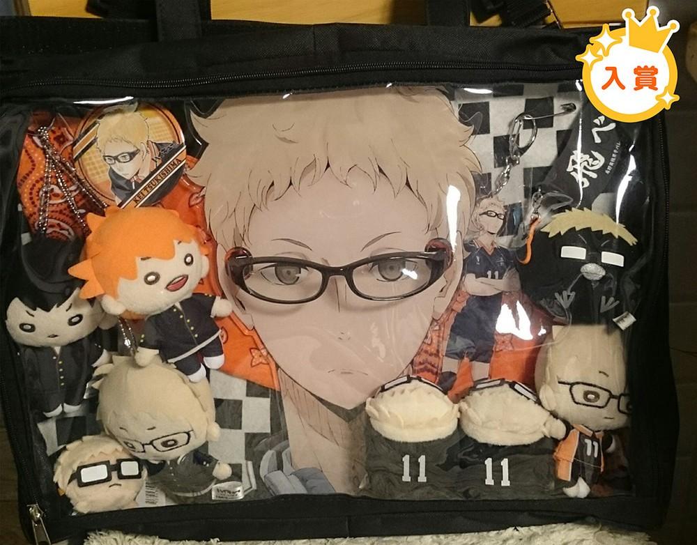 ともけいさんの作品『蛍くんにメガネ買ってあげたよ!』