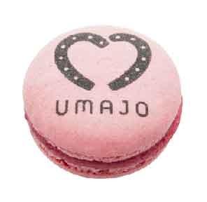 「UMAJOマカロン(ピンク)」