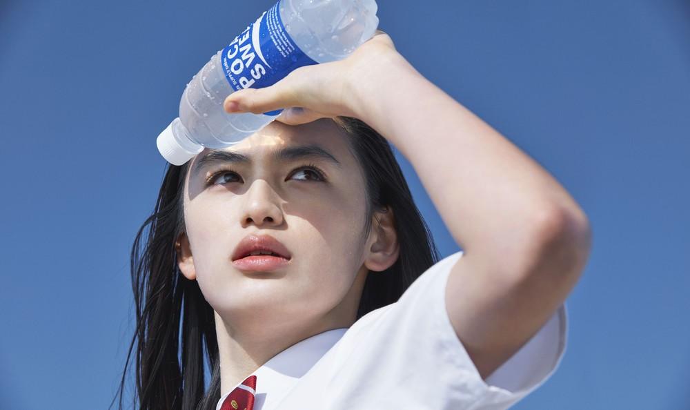 ポカリスエットの新テレビCMが放送開始 八木莉可子と300人のダンスシーンに「これぞ青春!」