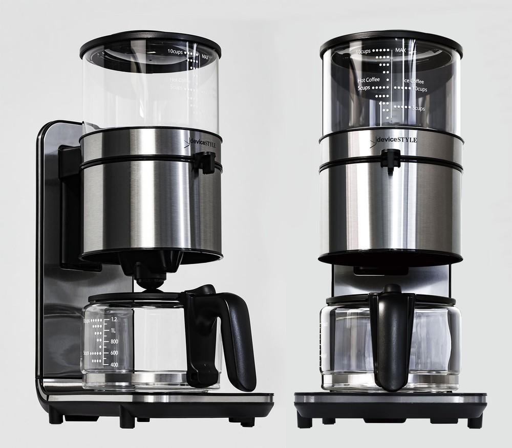 雑味を抑え旨み成分を抽出 ハンドドリップの味を簡単に「Brunopasso」のコーヒーメーカー
