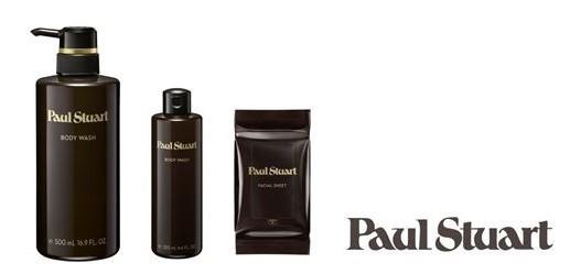 コーセーの男性用化粧品「ポール・スチュアート」から ニオイ解消アイテム発売