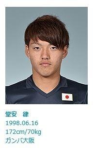 まるでメッシ、堂安のゴール! U20W杯、日本が決勝T進出