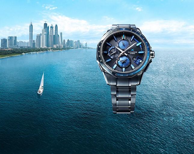 カシオの理想「完全自動腕時計」を追求した至極の高級腕時計 オシアナスから登場