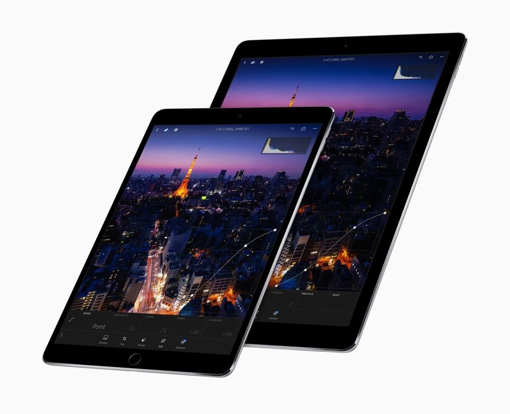 リフレッシュレート120Hz対応、操作性や反応が向上 10.5型「iPad Pro」