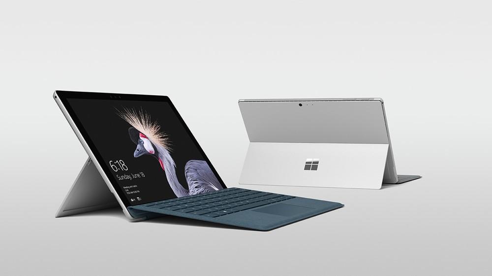 デザインや内部設計を刷新 パフォーマンスが20%向上した「Surface Pro」