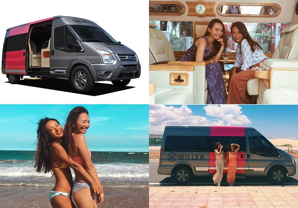 移動車両とネット接続を「シェア」 ウィラー、ベトナム旅行の新スタイルを提案