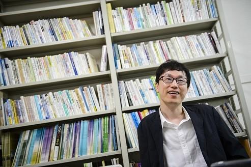 障害者の学生に夢の実現を! 日韓交流を通じて自立を支援する大学教官