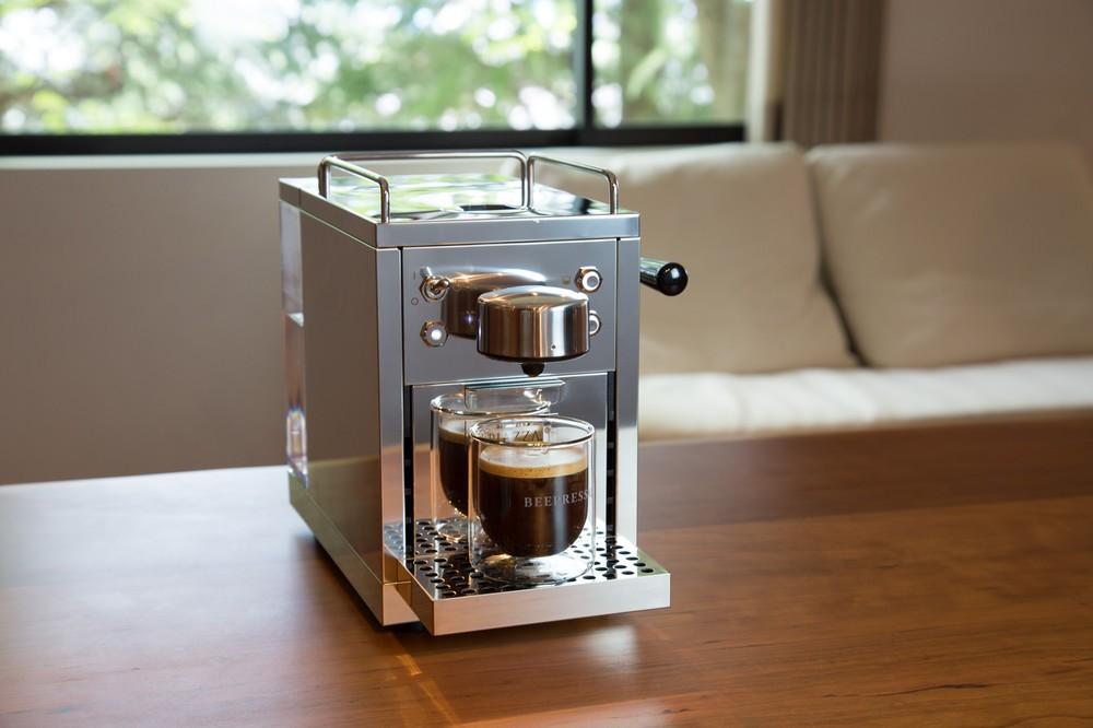 友達に自慢したい! 北欧デザインのおしゃれカプセルコーヒーマシン