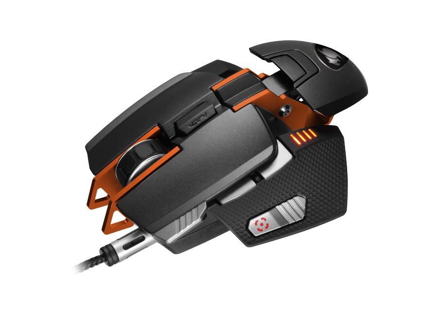 「COUGAR」から疲労を軽減、センサー解像度が向上したゲーミングマウス