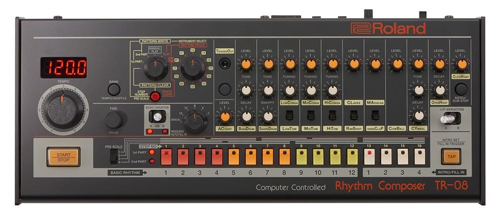 80年代の名機「TR-808」が現代風に復活! ファン大興奮「欲しいいいいい!」