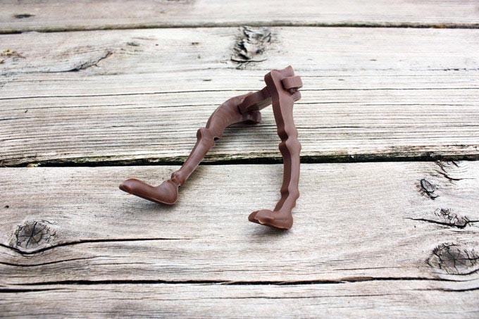 体を立たせるのに重要な両脚と股関節