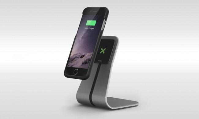 スロベニア発、iPhoneでワイヤレス充電できる充電器&専用ケース「XVIDA」
