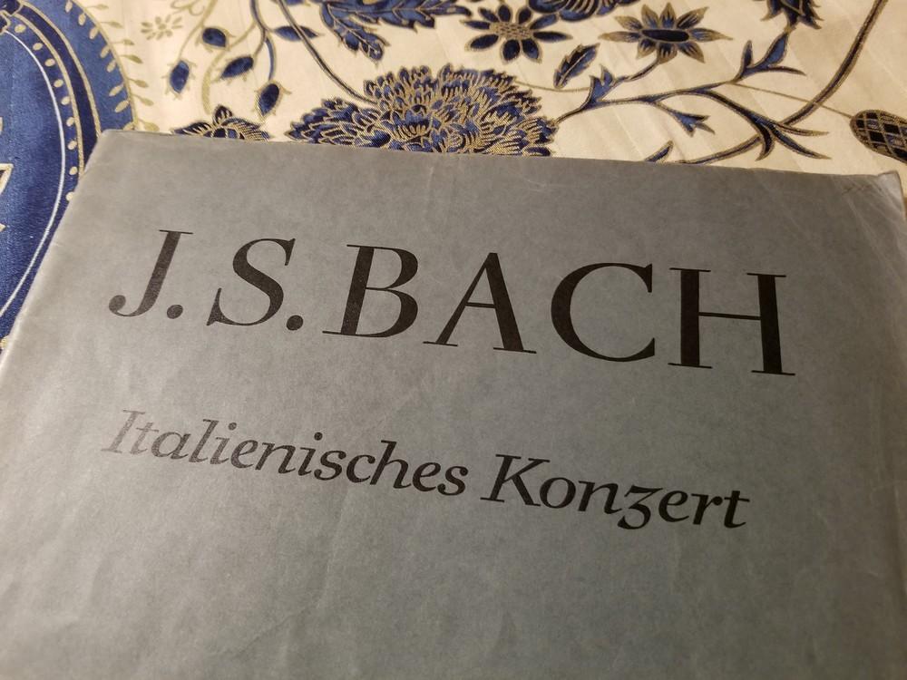 1人で演奏するのに「協奏曲」を名乗る バッハの作曲技法、炸裂!