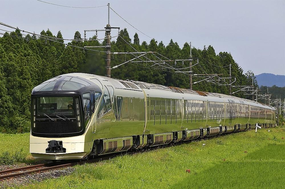 豪華列車「四季島」に乗った気分で 「四季島」快眠寝具はいかが? 【180万円】