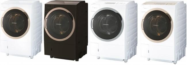 冬場の冷水でも変わらぬ洗浄力「ウルトラファインバブル洗浄」のドラム式洗濯乾燥機