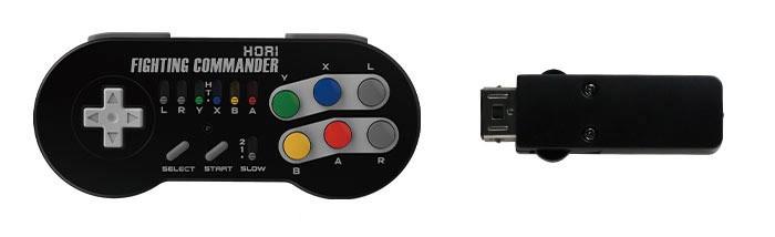 連射機能付き「ファイティングコマンダー」がワイヤレスで復刻 「ニンテンドークラシックミニ スーパーファミコン」専用