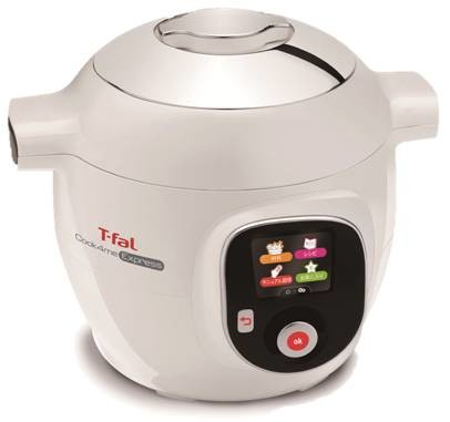 136種の「時短レシピ」含む全150レシピ ティファールの自動調理鍋