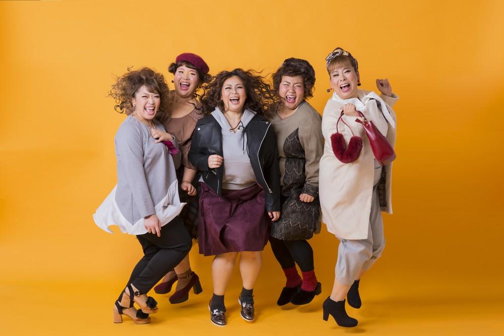 「ぽっちゃり」女性限定のファッションショー 「TOKYO GLAMOROUS POCCARI COLLECTION」開催