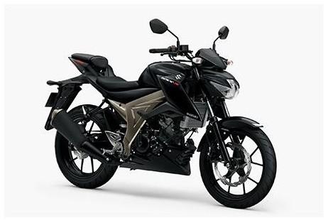 スズキ、ストリートスポーツバイク「GSX-S125 ABS」 軽量コンパクトボディーながら力強い加速