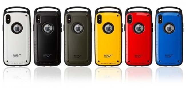 機能・耐衝撃・デザインを兼備 アウトドアにもタウンユースにもマッチするiPhone Xケース2種
