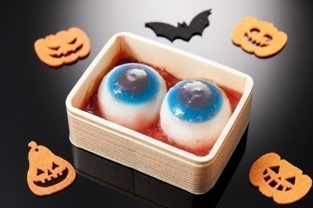 【閲覧注意?】キモかわいい「目玉」の和菓子 ギョロっとあなたを見つめます...