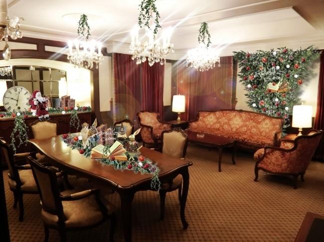 スイートルームで過ごす「クリスマスの魔法」 リーガロイヤルホテルで1日1室