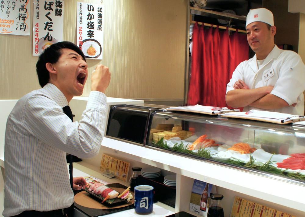 東武池袋で寿司食べ放題の「福袋」! どれだけお得になるかはあなたの「胃袋」次第だ
