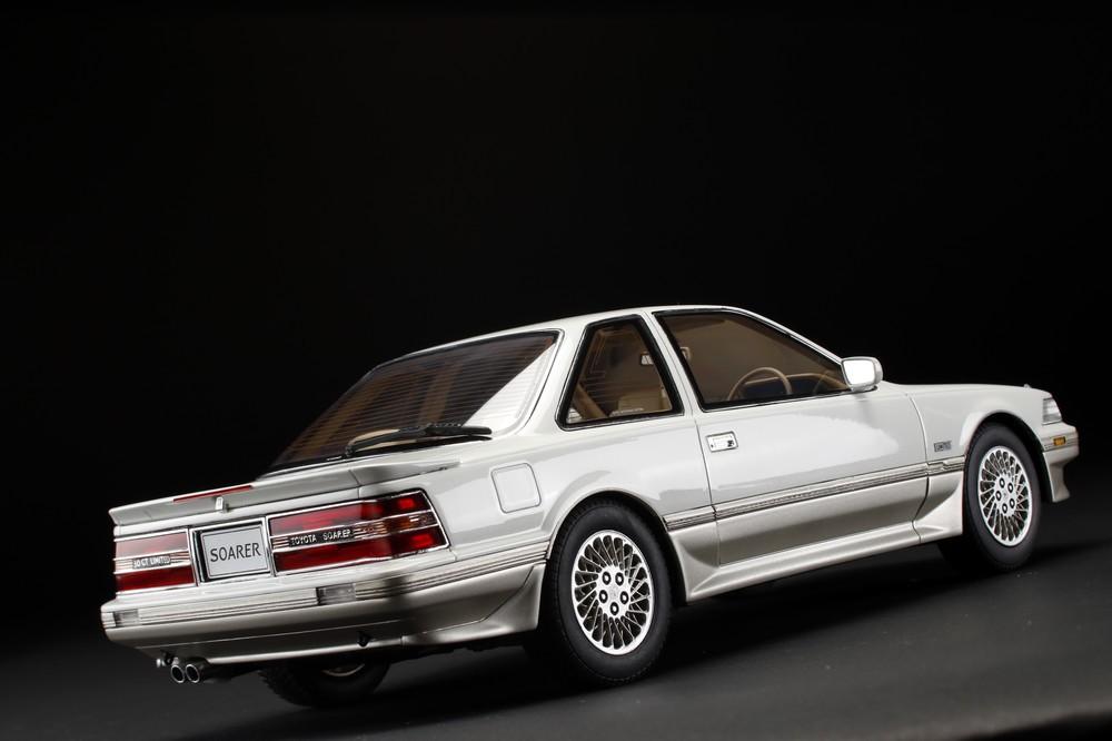 バブルの名車「トヨタ ソアラ」が復活!? 「生産」予定数は174台