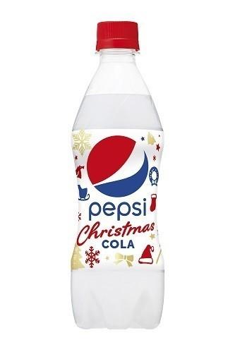 クリスマスケーキ味の白いコーラ爆誕 「ペプシクリスマスコーラ」
