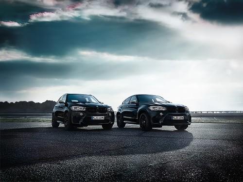 日本5台限定 圧倒的な存在感「BMW X6 M Edition Black Fire」
