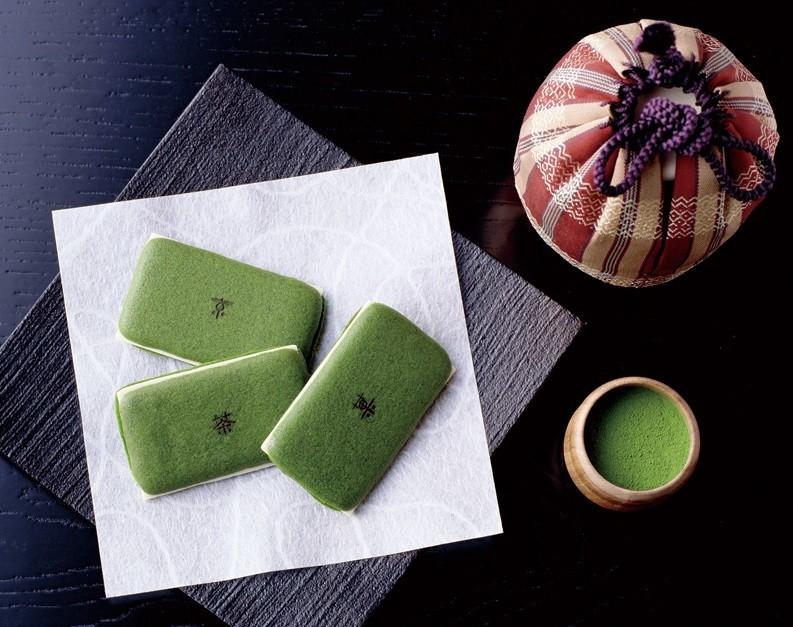 これぞ京都クオリティ! 匠の技で世界をとりこにするお濃茶ラングドシャ「茶の菓」