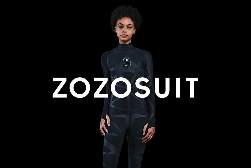 スタートトゥデイ、採寸用ウェア「ZOZOSUIT」を無料配布 着るだけで全身の寸法を瞬時に測定