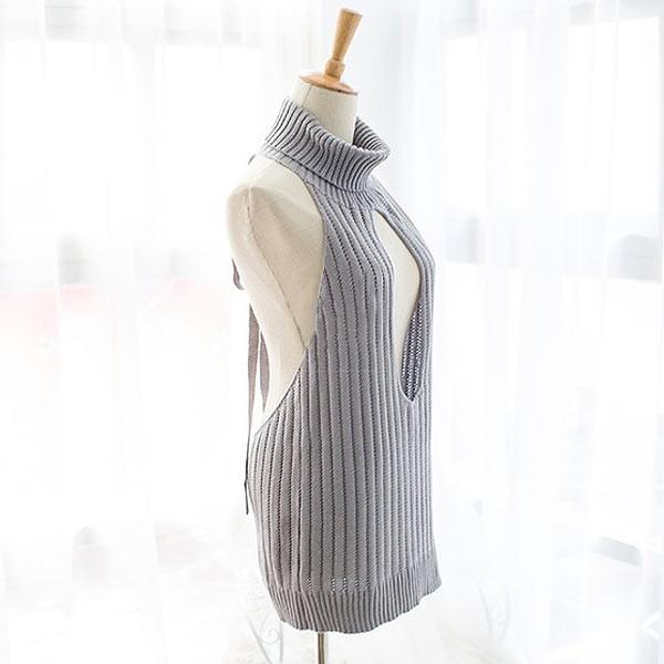 「童貞を殺すセーター」に新モデル これは...さすがにやりすぎか!?