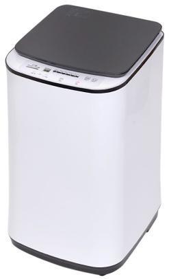 80度の熱水で汚れを落としやすく、部屋干しのニオイもカット! コンパクト全自動洗濯機「ニオイウォッシュ」