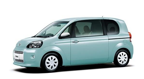 トヨタ、「ポルテ」「スペイド」を一部改良と機能性アップ&お洒落な仕様の特別仕様車発売