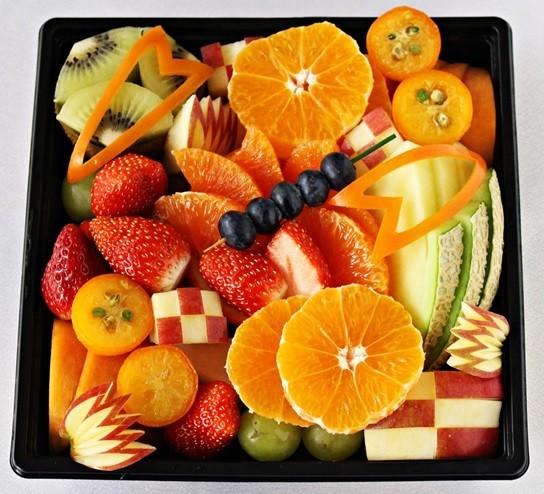 普通のおせちじゃイヤ! 果物いっぱい「フルーツおせち」登場
